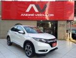 Honda HR-V Touring CVT 1.8 I-VTEC FlexOne 2018/2018 5P Branco Flex