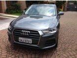 Audi Q3 1.4 TFSI Ambiente S Tronic 2015/2016 4P Cinza Gasolina