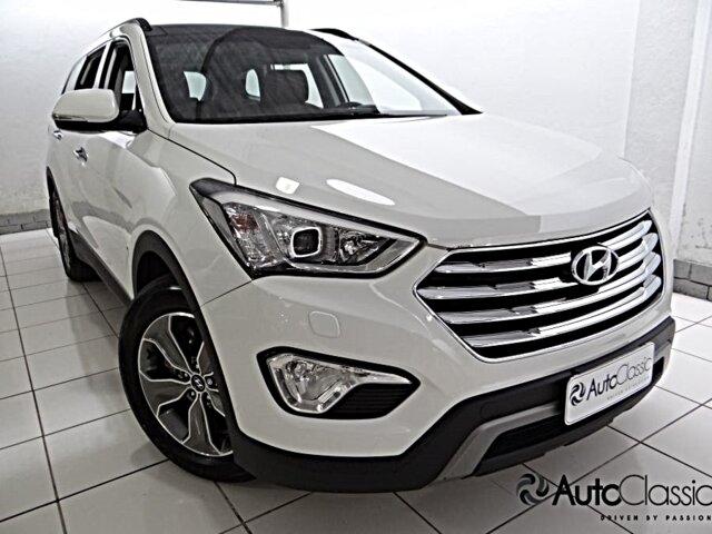 Hyundai Santa Fe GLS 3.3L V6 4wd 2014