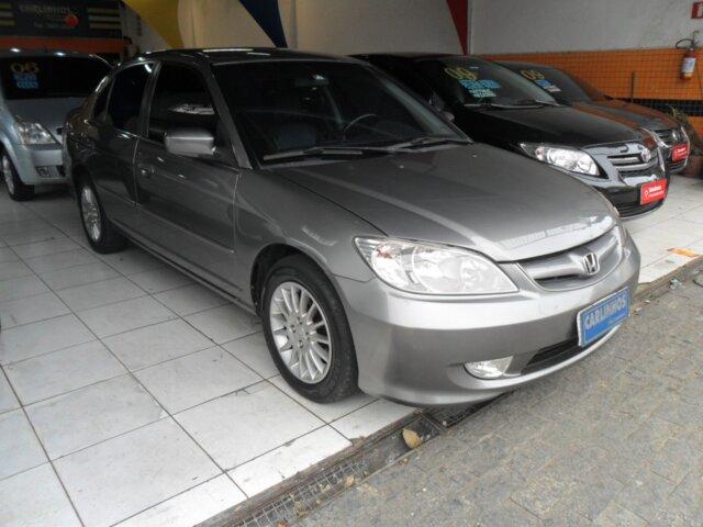 Honda Civic Sedan EX 1.7 16V (Aut) 2006