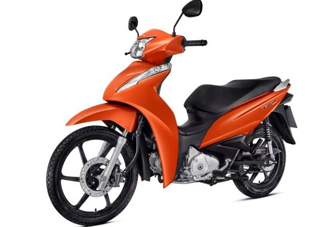 Duas Rodas Honda Biz 2018 Tem Os Precos Revelados Noticias Icarros