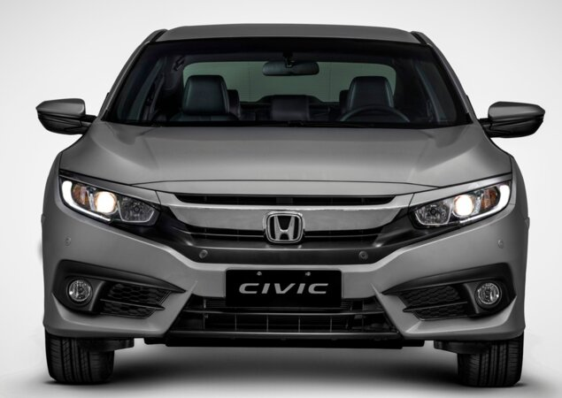 Honda Civic 2018 Já Está à Venda