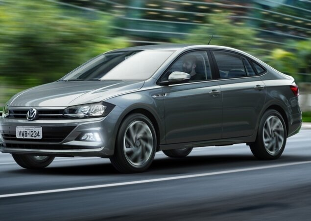 b264f973306 VW Virtus será apresentado dia 22 de janeiro