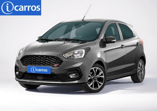 Ford Ka St Seria A Versao Esportiva Do Hatch Compacto