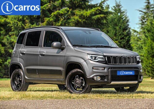 Segredo Confirmado Mini Jeep Renegade Pode Ficar Assim Noticias