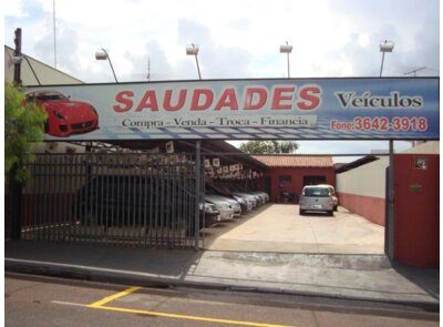 SAUDADES VEICULOS