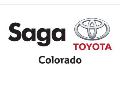 Saga Toyota Colorado
