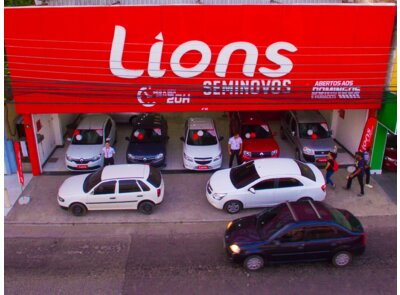 LIONS SEMINOVOS