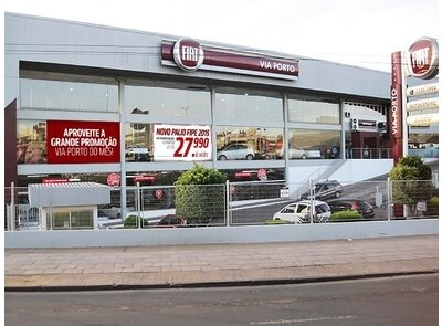 VIA PORTO FIAT Porto Alegre  Sertório– 0KM