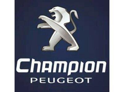 Champion Peugeot 0km
