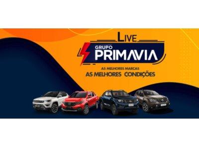 Live Grupo Primavia | Seminovos
