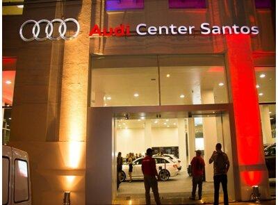 Audi Center Santos