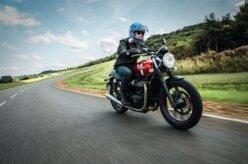 Triumph já faz pré-venda da nova geração da Bonneville