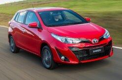 Em primeiro mês de vendas, Toyota Yaris faz Etios despencar