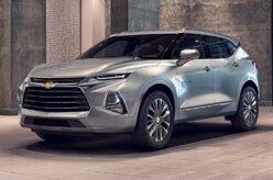 Nova geração do Chevrolet Tracker se tornará um mini-Blazer