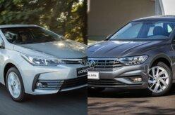 Em números: Toyota Corolla XEi ou VW Jetta Comfortline?