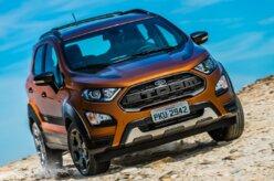 Ford cai e vende menos que Toyota e Renault em janeiro