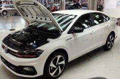 VW Virtus GTS vaza antes da hora e revela visual final