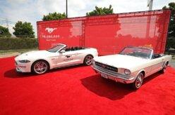 Aos 55 anos, Ford Mustang ainda é o esportivo mais vendido