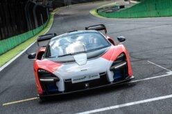 Aceleramos o McLaren Senna em Interlagos | Impressões