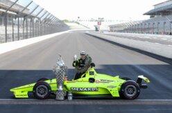 Fim do tabu de 99 anos: vitória da França na Indy-500