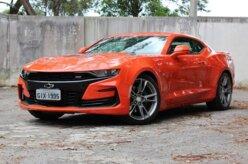 Camaro vende menos que Mustang, Boxster e Cayman em maio