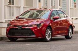Novos Toyota vão desligar motor e mudar de marcha sozinhos