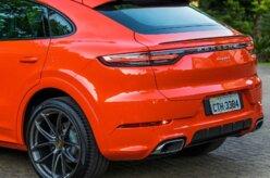 Cayenne adere à moda dos SUVs cupê no Brasil por R$ 459.000