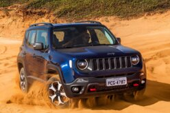 Jeep Renegade e Compass despencam em dezembro
