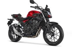 Honda CB 500 chega a 2020 em duas versões por R$ 26.900