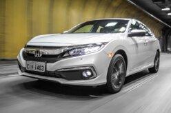 Honda convoca recall de Civic, Accord e HR-V com motor turbo