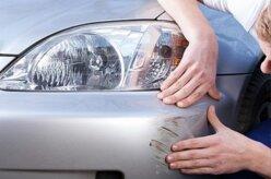 Como avaliar tipo de amassado feito no seu carro