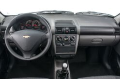 GM convoca recall de Chevrolet Celta e Classic