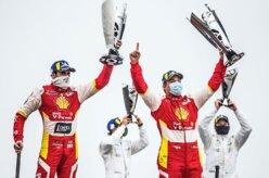 Neugebauer e Zonta vencem na abertura do Porsche Endurance