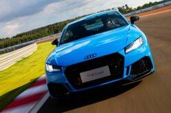 Audi TT RS desembarca no Brasil com 400 cv de potência