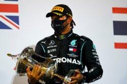 Fim da novela: Hamilton renova com a Mercedes para 2021