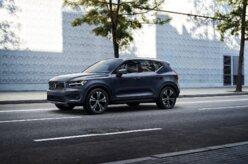 Volvo XC40 terá novas versões com motorização híbrida