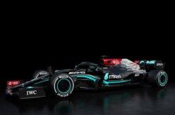 Mercedes revela carro em busca do 8º título seguido na F1