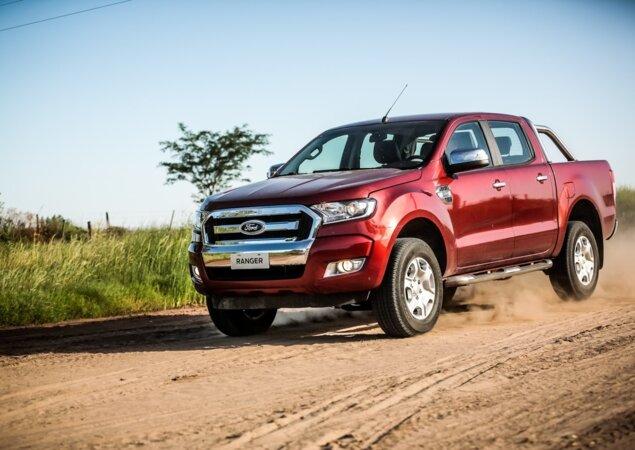 A Ford Anunciou Uma Campanha Para Estimular Os Proprietários De Ranger Trocarem Seu Modelo Pela Linha 2017 Da Picape Lançada No País Início Deste Mês