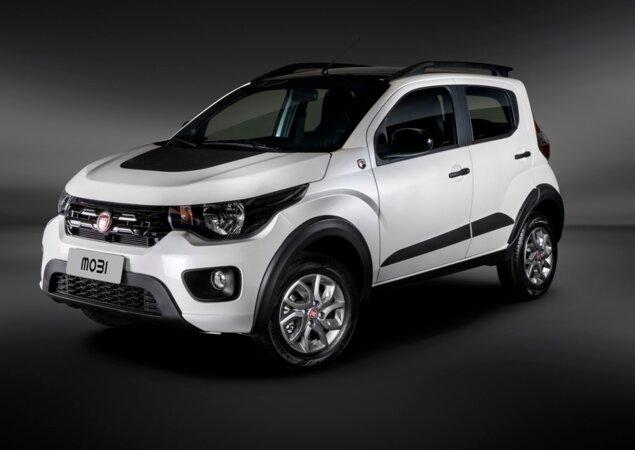 Fiat Mobi ganha pack inspirado no Jeep Compass - Notícias ...