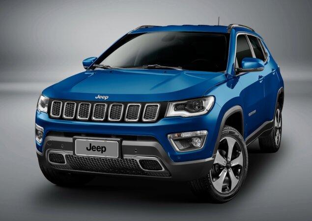 Jeep Compass De 7 Lugares Atrasa Por Conta Da Reestilizacao