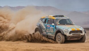 Príncipe do Catar é bicampeão no Rally Dakar