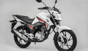Em maio, Honda CG mantém liderança e ciclomotores crescem