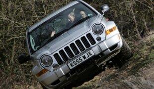 Jeep Cherokee: suspensão pode enferrujar e gera recall