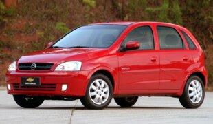 Carros usados: Corsa é o 6º mais vendido; Corolla no Top 10