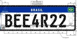 Transferência de veículos:muda com a nova placa do Mercosul?