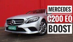 Híbrido ou não? Mercedes-Benz C200 EQ Boost | 1º Contato