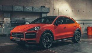 Porsche entra no mundo dos SUVs cupê com novo Cayenne Coupe