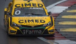 Cacá Bueno lidera pré-temporada da Stock Car