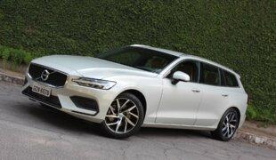 Volvo V60: só compra SUV quem quer | Avaliação